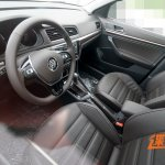 2015 Volkswagen Lavida facelift interior revealed in images