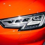 2016 Audi A4 Avant Matrix LED live