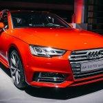 2016 Audi A4 Avant front quarter live