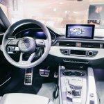 2016 Audi A4 Avant interior live