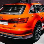 2016 Audi A4 Avant rear quarter live