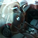 2016 BMW X1 interior spotted in the wild post unveil