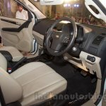 2016 Chevrolet Trailblazer driver's side unveiled in Delhi