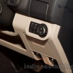 2016 Chevrolet Trailblazer headlamp controls unveiled in Delhi