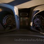 2016 Chevrolet Trailblazer instrument binnacle unveiled in Delhi