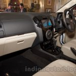 2016 Chevrolet Trailblazer interior unveiled in Delhi