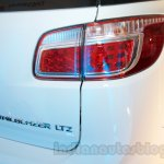 2016 Chevrolet Trailblazer taillamp unveiled in Delhi