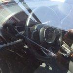 2016 Fiat Aegea interior spotted in Strasbourg