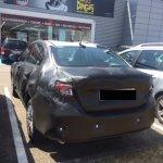 2016 Fiat Aegea rear quarter spotted in Strasbourg