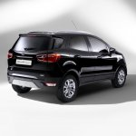 2016 Ford EcoSport rear quarter Europe