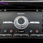 2016 Ford Taurus Sony music system spotted in the flesh post unveil