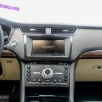 2016 Ford Taurus center console spotted in the flesh post unveil