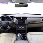 2016 Ford Taurus interior spotted in the flesh post unveil