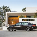 2016 Honda Accord facelift side press shots