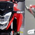 2016 Honda CB150R leaked