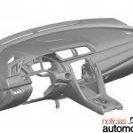 2016 Honda Civic dashboard patent leak