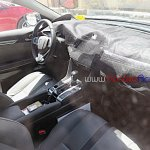 2016 Honda Civic dashboard spied