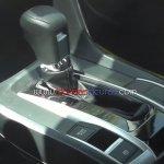 2016 Honda Civic gearlever spied