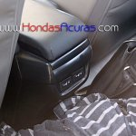 2016 Honda Civic rear heated seats spied