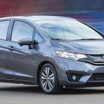 2016 Honda Fit press shots