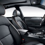 2016 Hyundai Sonata 1.6 turbo interior press images