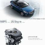 2016 Hyundai Sonata 2.0 CVVL press images