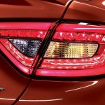 2016 Hyundai Sonata 2.0 turbo taillamps press images