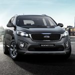2016 Kia Sorento front launched in South Africa