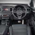 2016 Kia Sorento interior South Africa specification