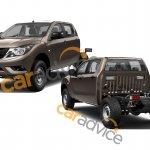 2016 Mazda-BT-50 chassis cab patent leak