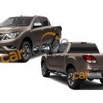2016 Mazda-BT-50 dual cab patent leak
