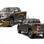 2016 Mazda-BT-50 extended cab patent leak