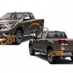 2016 Mazda-BT-50 extended cab patent leak