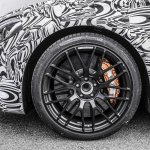 2016 Mercedes C63 AMG Coupe wheel teased