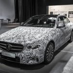2016 Mercedes E Class front quarter (1) technical features detailed