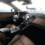 2016 Renault Talisman interior unveiled