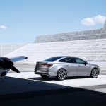 2016 Renault Talisman rear quarter unveiled