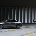 2016 Renault Talisman side quarter unveiled