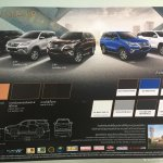 2016 Toyota Fortuner colors