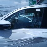 2016 Toyota Fortuner door mirror spied