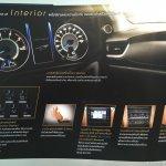 2016 Toyota Fortuner instrument cluster
