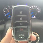 2016 Toyota Fortuner keyfob Keyless Smart Entry