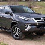 2016 Toyota Fortuner profile revealed Australian spec