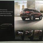 2016 Toyota Fortuner rear