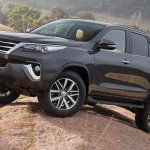 2016 Toyota Fortuner revealed Australian spec