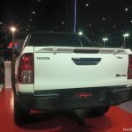 2016 Toyota Hilux Revo TRD Sportivo rear