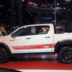 2016 Toyota Hilux Revo TRD Sportivo side