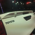 2016 Toyota Hilux Revo TRD Sportivo spoiler