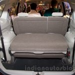 2017 Chevrolet Spin boot space with third row folded unveiled in Delhi