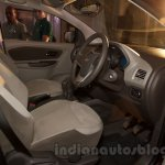 2017 Chevrolet Spin front cabin unveiled in Delhi